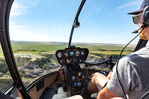Northeast Helicopters: Helicopter Flight Training