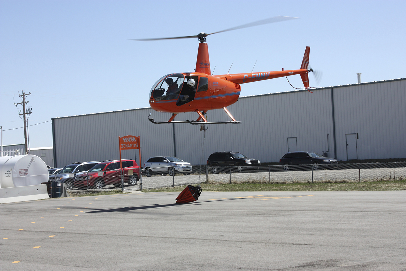 Commercial Helicopter Pilot - Mountain View Helicopters